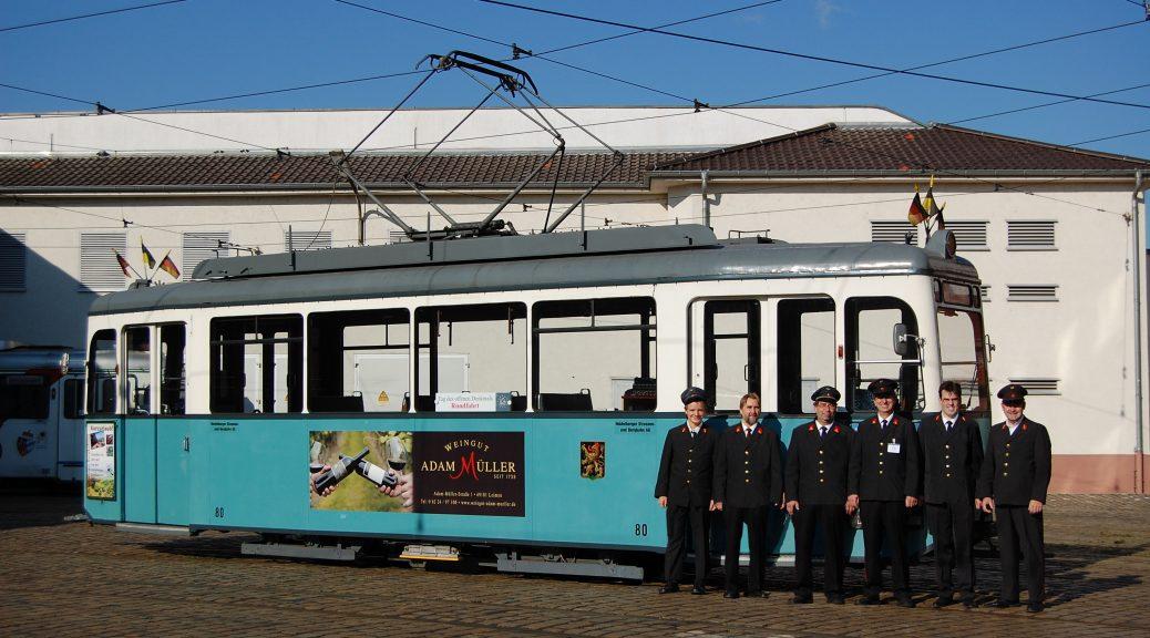 Sonderfahrt-Team Tw 80